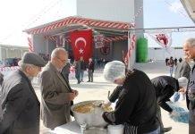 Tavuk Pilav Standı Açılış Organizasyonu